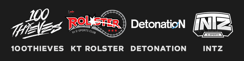 ESports Gaming Logo Design - Wordmark