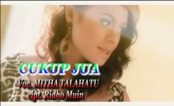 Lirik Lagu Cukup Jua - Mitha Talahatu