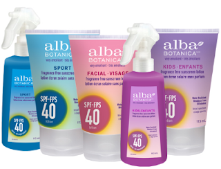 Ruminating Mommy 2016, reviews, natural sunscreens, kid sunscreens, alba botanica, #green,