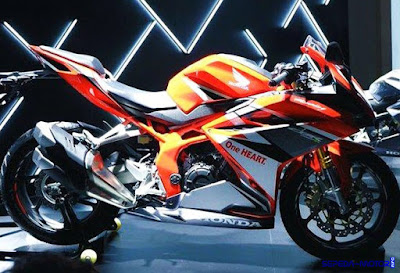 harga All Honda New CBR 250 RR