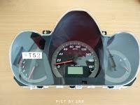 Harga Dan Fisik Spedometer Daihatsu Terios (2007-2010)