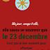 Wallpaper littéraire de Decembre