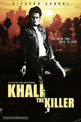 Khali The Killer 2017 DVD R1 NTSC Sub *EXCLUSIVO*
