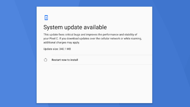 Android v7.1.2 Update