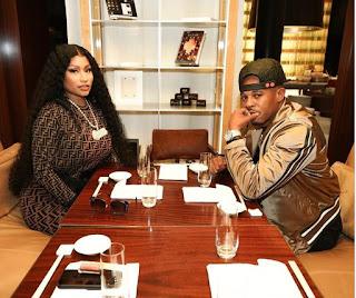 Nicki Minaj sparks marriage speculation as she calls boyfriend Kenneth Petty her 'Husband'