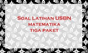 Latihan USBN SD/MI Matematika Tiga Paket