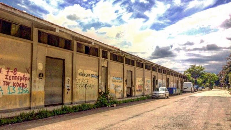 """Οι προτάσεις της """"ΑΝΑ.Σ.Α."""" για την υποβαθμισμένη περιοχή των αποθηκών της ΚΥΔΕΠ"""