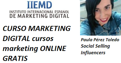 CURSO ONLINE GRATIS DE MARKETING DIGITAL Y REDES SOCIALES