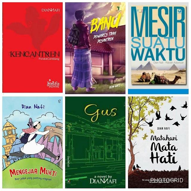 Seri Novel Pesantren #DNBooks