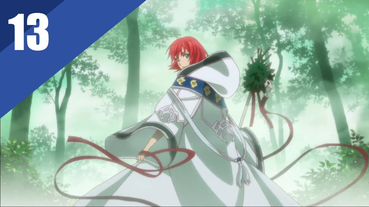 Mahoutsukai No Yome Serien Stream