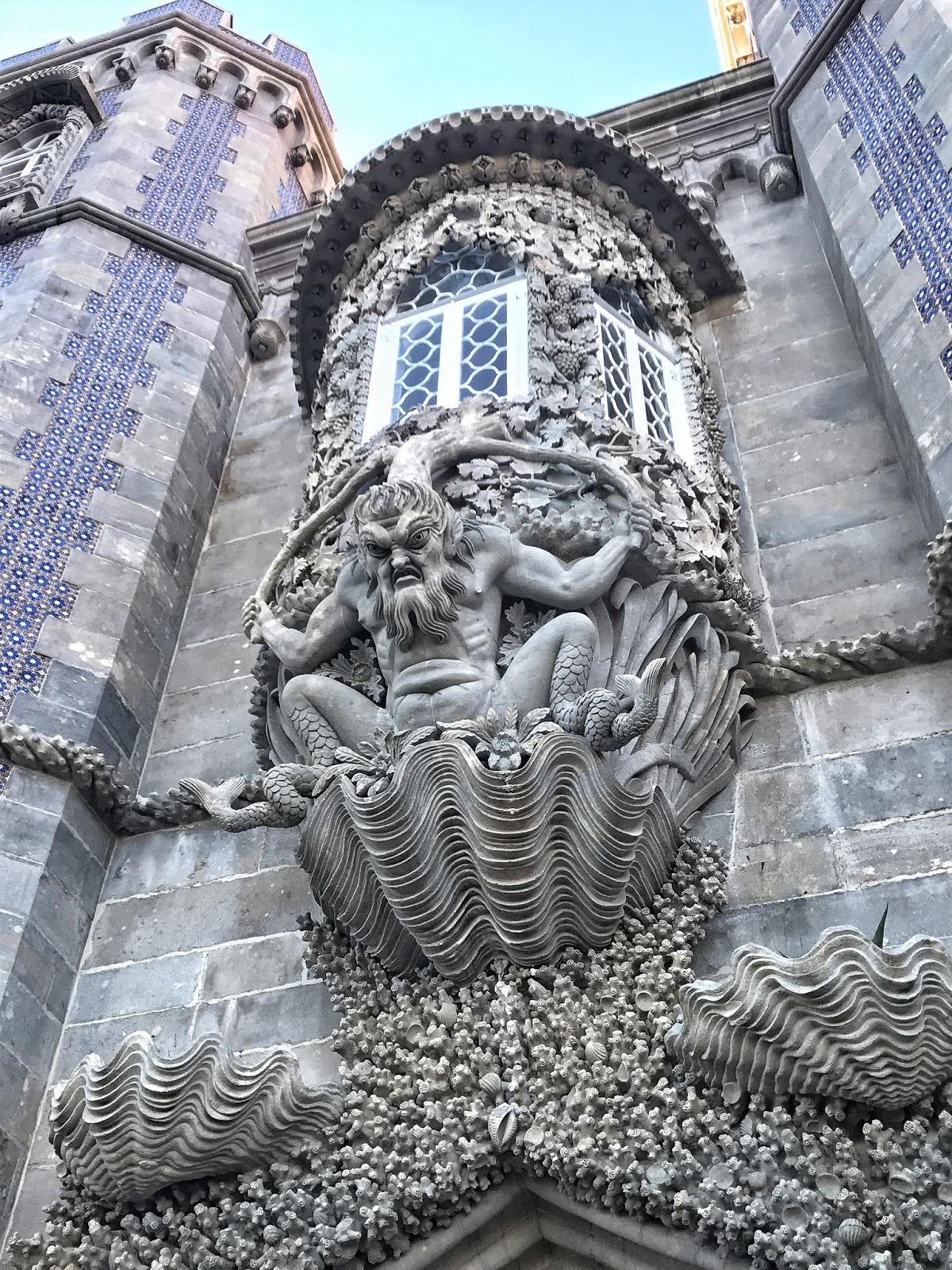 It's all in the details at Pena Palace