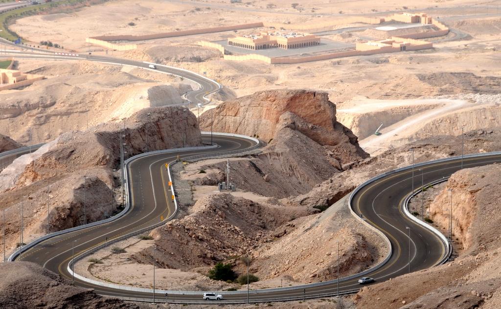Jebel Hafeet | Emirados árabe Unidos