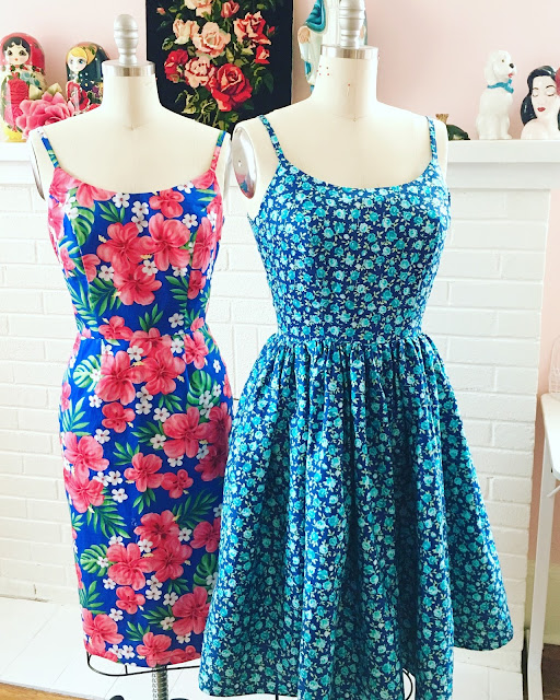 Sewing Dresses