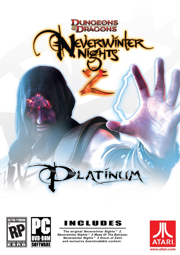 Neverwinter Nights 2 Download Cover Free Game