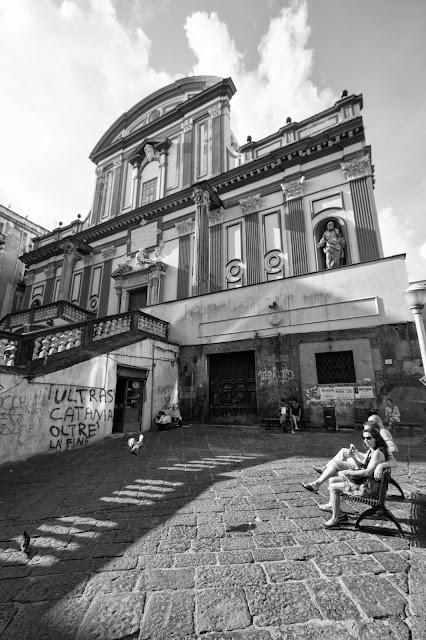 Via dei Tribunali-Napoli