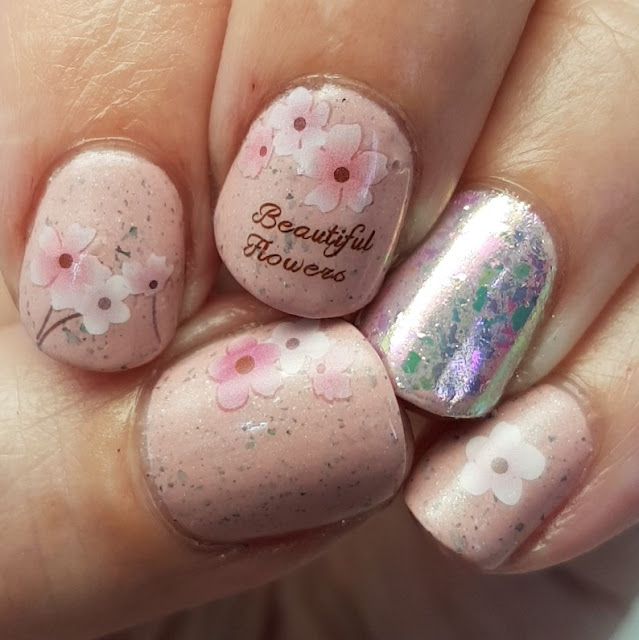 Nail art, nail stickers, nail flakies, chameleon flakies,