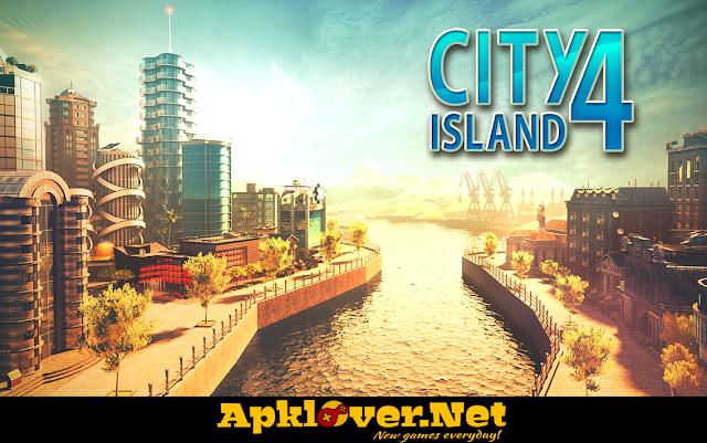 City Island 4 MOD APK unlimited money