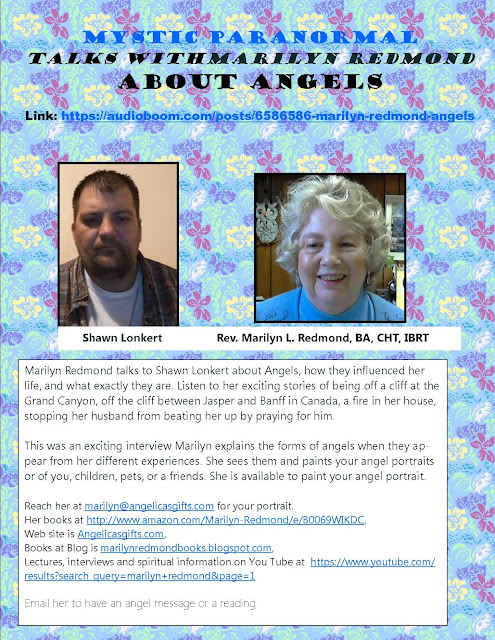Marilyn Talks About Angels in Her Life