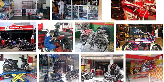 bagaimana cara membuat usaha bengkel motor agar menjadi ramai banyak pelanggan