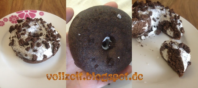 test oreo kekse donuts cremig lecker kakao