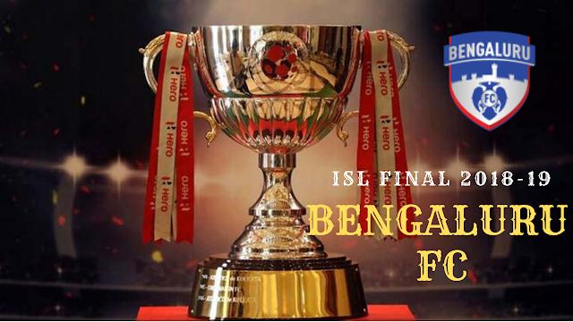 2018-19 ISL FINAL winner