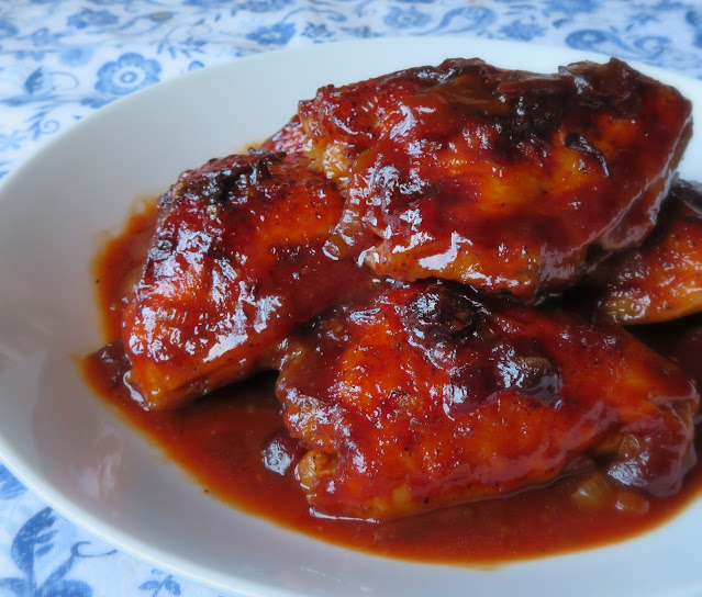 Cranberry Baked Chicken