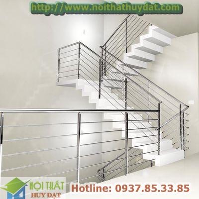 Cầu thang sắt INOX
