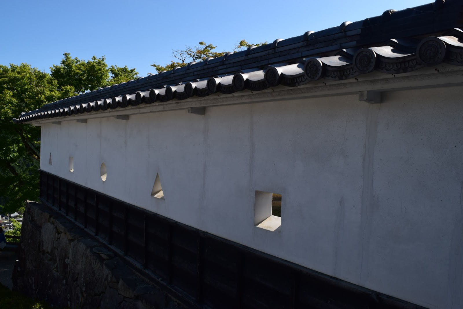 Gujou Hachiman Castle