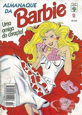 Almanaque da Barbie, segunda edição