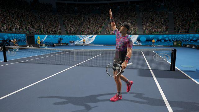 AO International Tennis PC Full