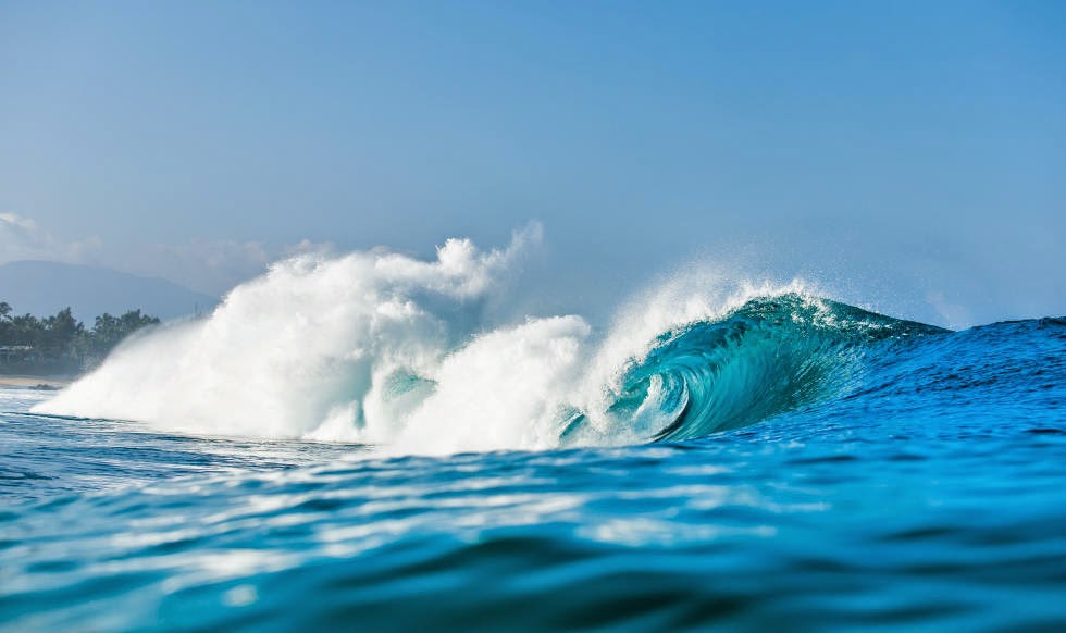 61 Billabong Pipe Masters Wave Foto ASP