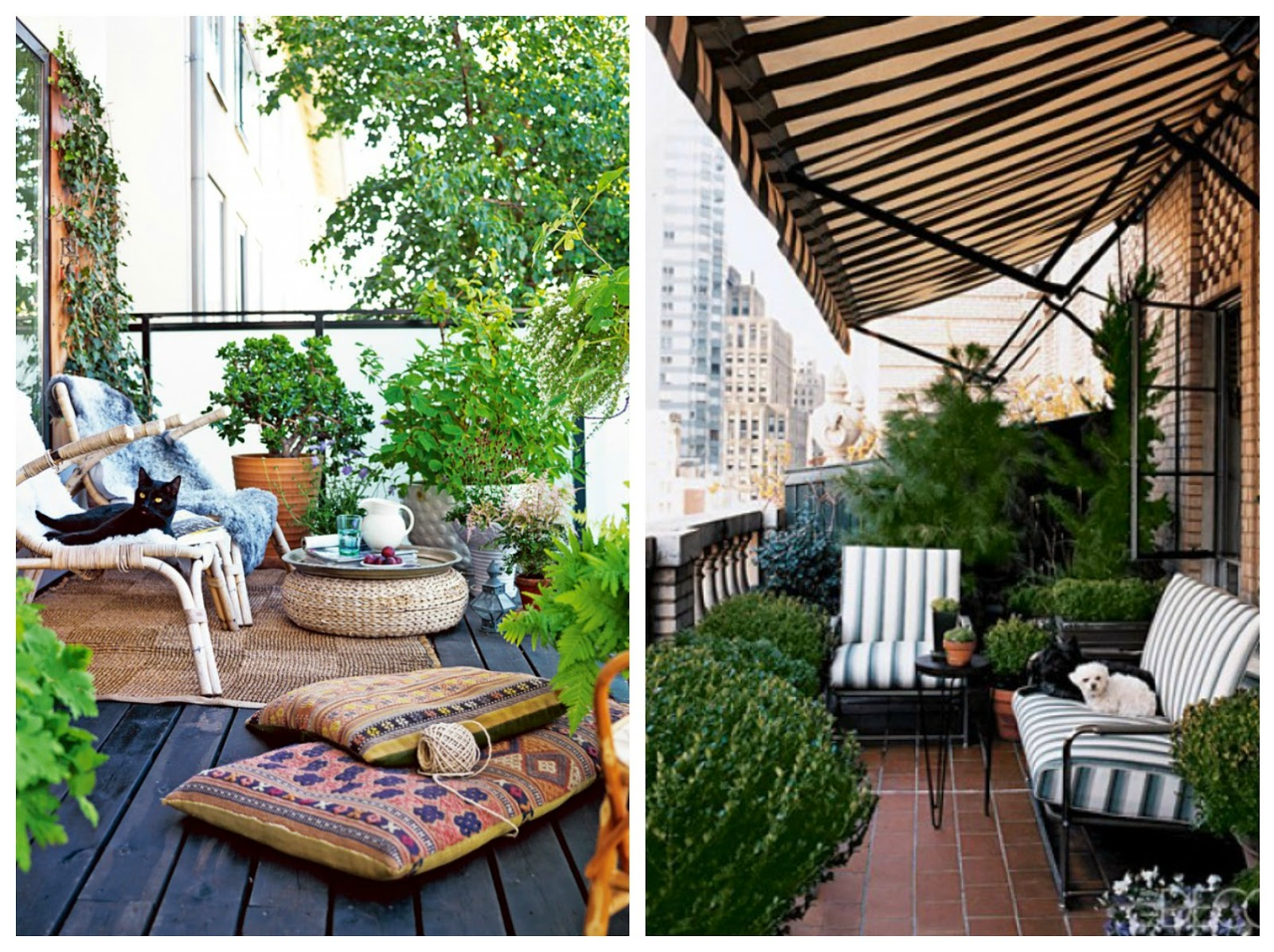 Magnolia Styles: 5 Steps to Decorate Your Small Balcony or ...