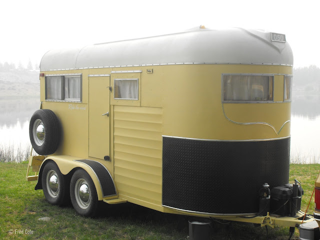 Horse Trailer Tiny House