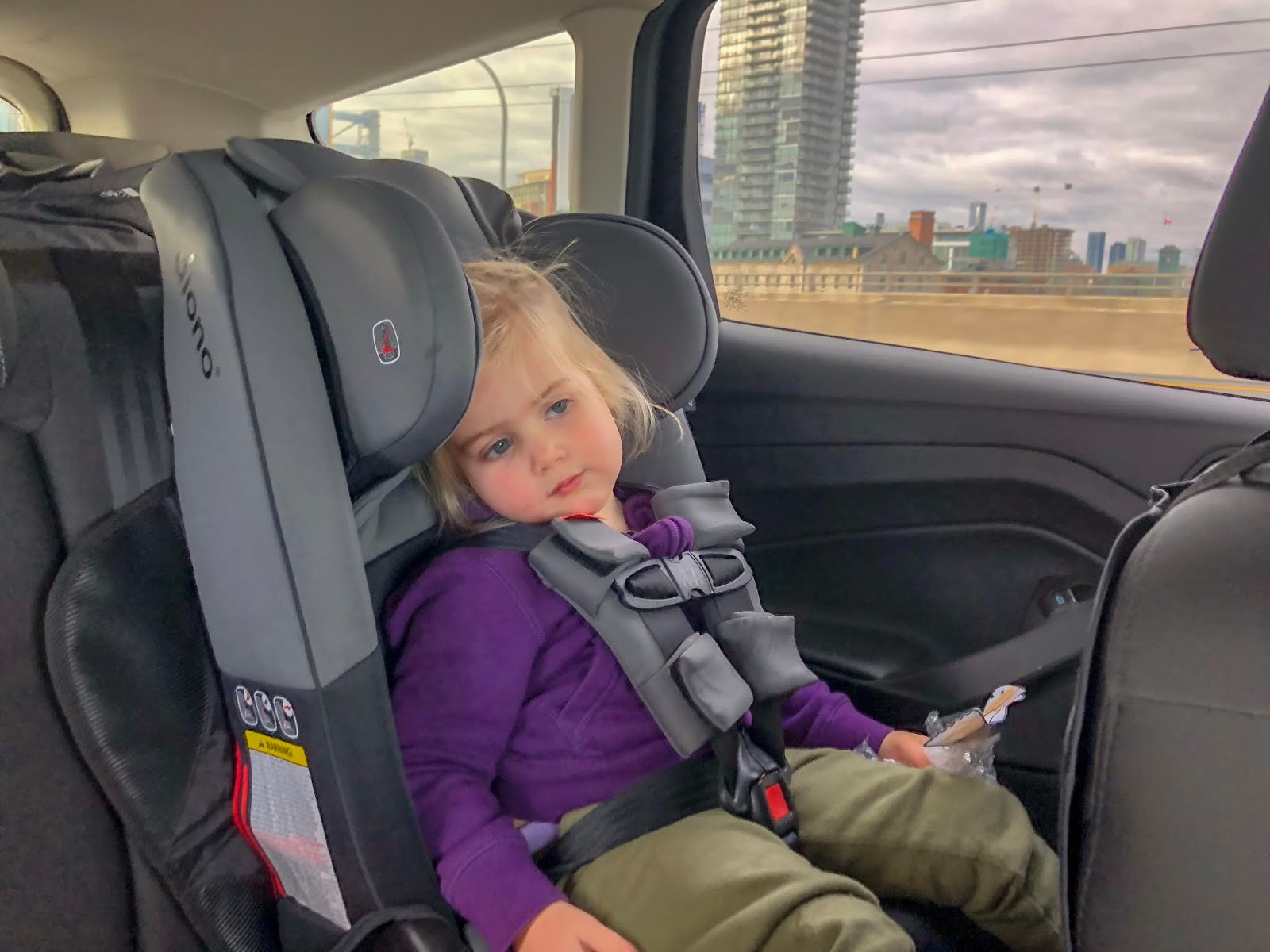 Toddler Road Trip Tips
