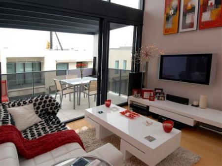 Cmo Decorar la Sala en un Ambiente Pequeo  Ideas para decorar disear y mejorar tu casa