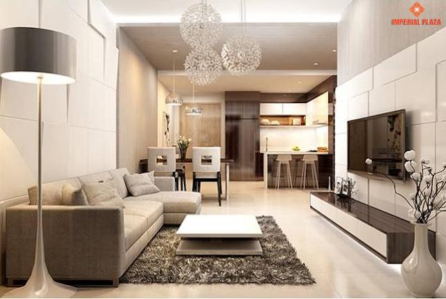 Đầu tư cho thuê căn hộ Imperial Plaza