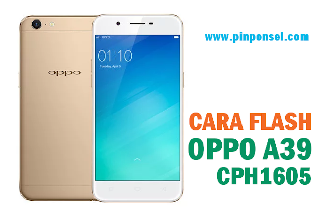 cara flash oppo a39 cph1605 tanpa pc via sd card