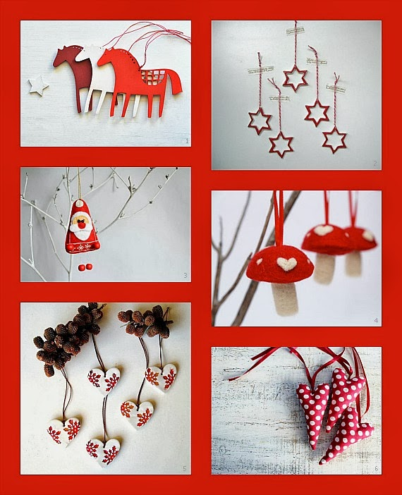 Etsy - Christmas Decorations