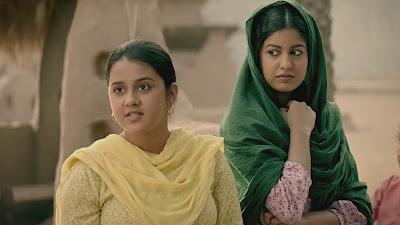Firangi Movie  Ishita Dutta Widescreen HD Picture