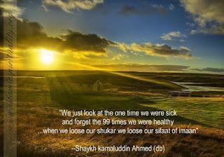 kata mutiara islam tentang syukur