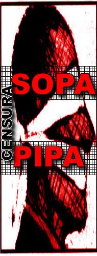 PROTESTO FACE  STOP - SOPA