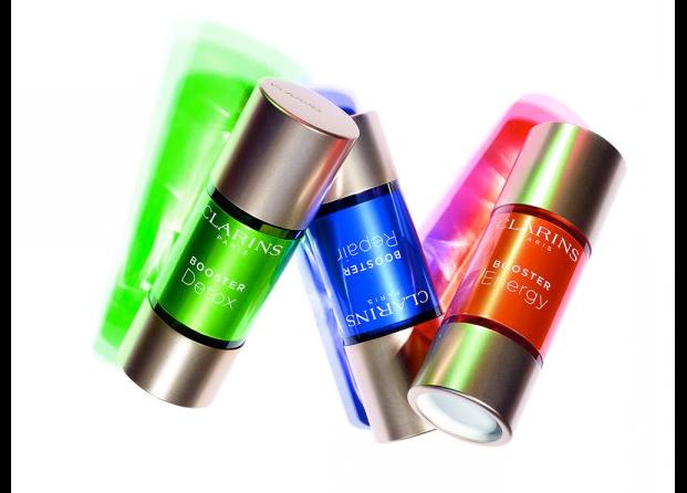 Boosters Energy, Repair & Detox de Clarins: una cura de choque para tu piel