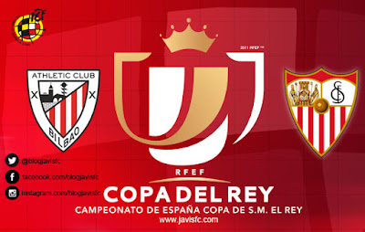 Previa Athletic Club de Bilbao - Sevilla FC