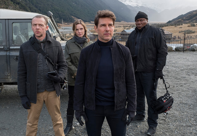 Mission: Impossible – Fallout – Recenze