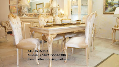 Indonesia Furniture Exporter,Classic Furniture,French Provincial Furniture Indonesia code A119
