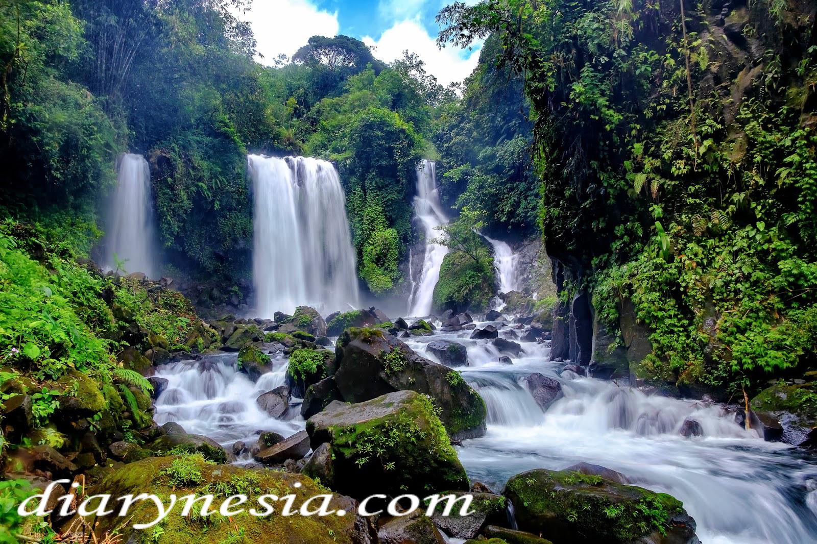 baturraden tourism, banyumas tourism, central java tourism, diarynesia