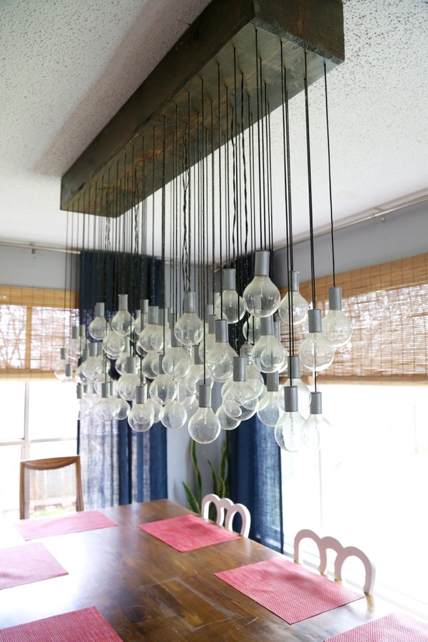 30 Diy Modern Lighting Ideas Pneumatic Addict