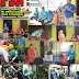 PSN Pemantauan Sarang Nyamuk Lintas sektor kecamatan Di Sanggrahan Desa Caturharjo