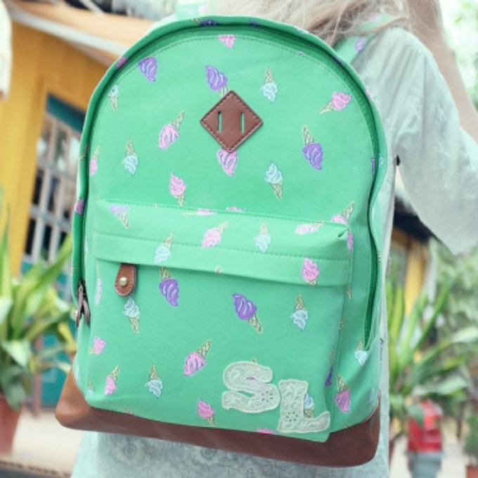 bolsa para escola