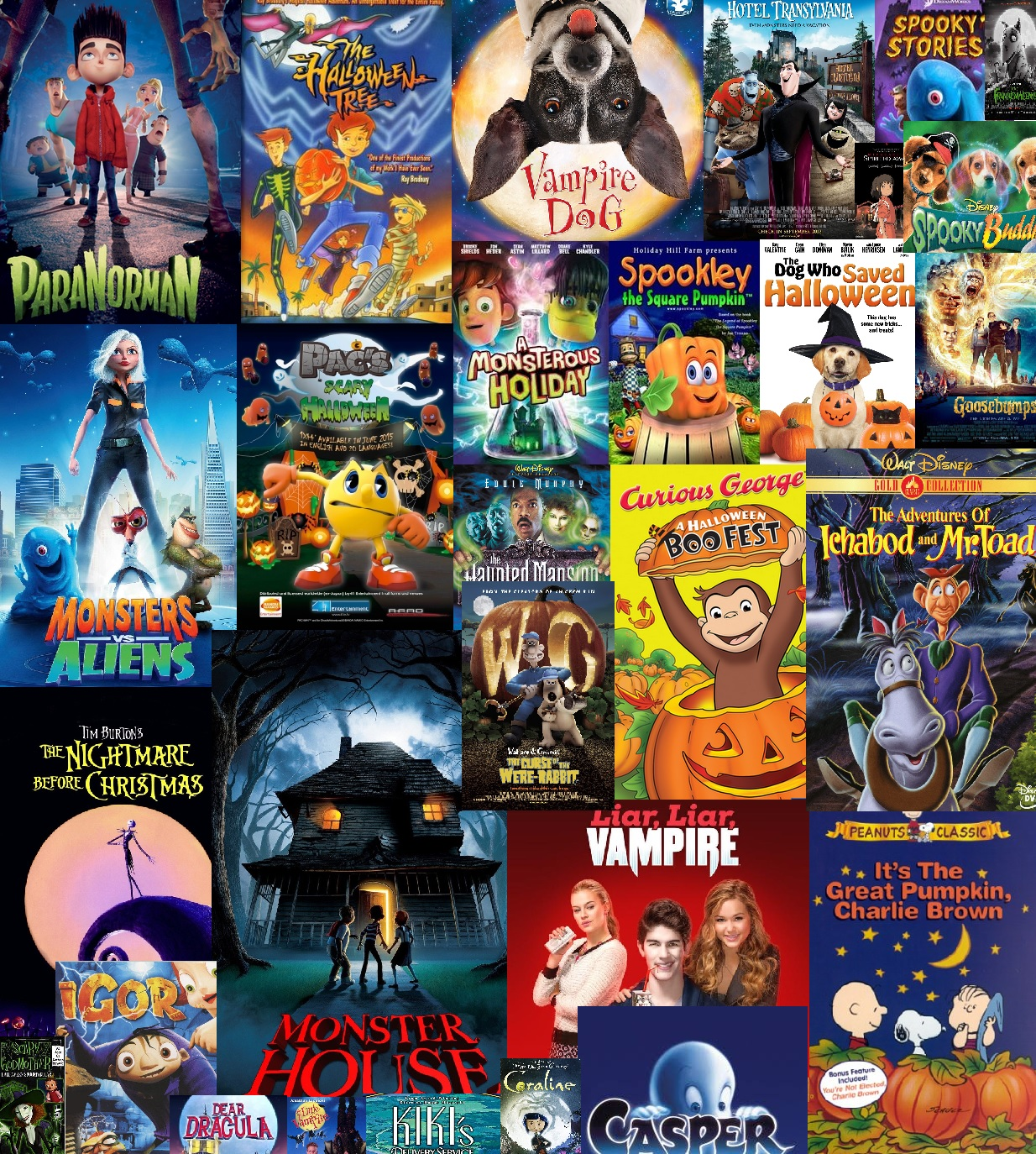 Great Kids Movies To Watch